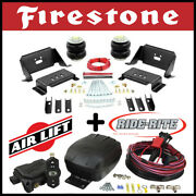 Firestone Ride Rite Kit And Airlift Air Compressor Fit 2007-2019 Dodge Ram 3500