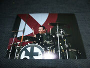 Bad Religion Jamie Miller Signed 8x11 Autograph Photo Inperson 2019 In Germany