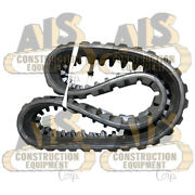 One New 400x86cx52 Rubber Track Fits John Deere 323d And 323e