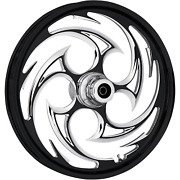 Rc Components - 21350-9031a-85e - Savage Eclipse Front Wheel Dual Disc 21x3.5