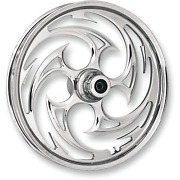 Rc Components - 21350-9031a-85c - Savage Front Wheel Dual Disc 21x3.5in. - Ch