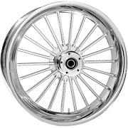Rc Components - 18550-9210a-126 - Ilusion Forged Rear Wheel 18in. X 5.5in. - Ch