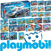 Playmobil Official Sets And Figures - Huge Selection For Boys And Girls