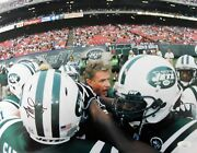 Mike Westhoff New York Jets Signed 11x14 Matte Photo Jsa Authenticated