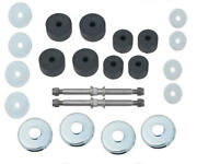 Ecklerand039s Chevy Engine Front Mounting Kit 6-cylinder And V8 1955-1957 57-131972-1