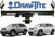 Draw-tite 75699 Max-frame Receiver Class Iii 2 Trailer Hitch New Free Shipping