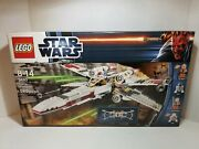 Lego Star Wars X-wing Starfighter 9493 Factory Sealed