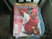 1972 Sports Illustrated With Johnny Bench Cincinnati Reds  Grobee1957