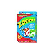 Trend Zoom Math Card Game Ages 9 And Up T76304