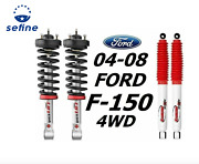 Rancho Quicklift Struts 2.5 Lift Rs5000 Rear Shocks For 04-08 Ford F-150 4wd