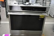 Whirlpool Wosa2ec0hz 30 Stainless Single Electric Wall Oven Nob 94052 Hrt
