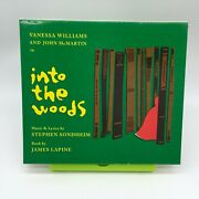 Into The Woods Cd And Book James Lapine, Vanessa Williams, John Mcmartin Excellent