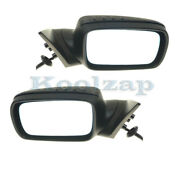 99-03 Bmw 3-series Coupe And Convertible Rear View Mirror Power Folding Set Pair