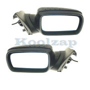 02-08 7-series Rear View Mirror Assembly Power Heated W/memory Seat Set Pair