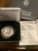 Us Mint 2020 American Eagle One Ounce Palladium Uncirculated Coin In Hand