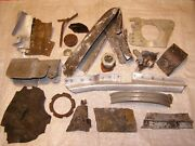 Rare Ww Ii Ww2 Original Relics From The Crash Site Of German Fighter Fw 190 №2
