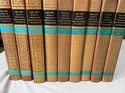The New Funk And Wagnalls Encyclopedia Yearbook, 1954 - 1962 Set