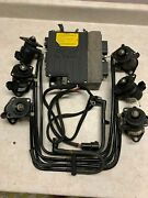 Wty Johnson Evinrude Ficht Eem Ecu With Matching Injectors 0586724 5001394