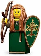 Lego Forest Maiden 71000 Collectible Series 9 Minifigures