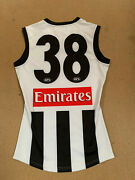 Collingwood Magpies Afl Player Away Match Issue Official 38 Jumper Pendlebury