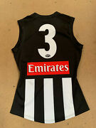 Collingwood Magpies Afl Player Home Match Issue Official 3 Jumper Pendlebury