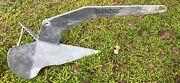 Simpson-lawrence Lewmar Delta Galvanized Anchor 55lbs