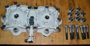 Sea Doo 1997 1/2 947cc White Cylinder Head Bolts And Pilot Nuts Gsx White Engine