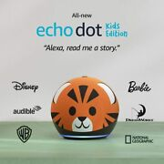All-new Echo Dot 4th Gen Kids Edition Designed For Kids, With Parental Control