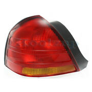 Tyc 98-04 Crown Victoria Taillight Taillamp Rear Brake Light Left Driver Side L