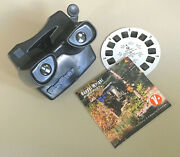 Russel Wright Dragon Rock 3d View-master Gift Set Includes Model L Viewer