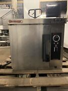 Market Forge St-5e Steam Tech Used Electric Steamer