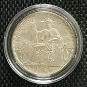1937 Indo-china Republique Francaise 20 Cent Coin Ø 26mm+free1 Coin10128