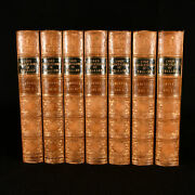 1846 7vol Lives Of The Lord Chancellors Of England John Campbell 2nd