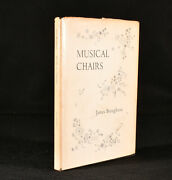 1950 Musical Chairs James Broughton First Edition Signed Poetry Association Copy