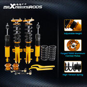Coilovers Kits Pour Ford Mustang 05-14 Adjustable Height And Mounts Struts Damper