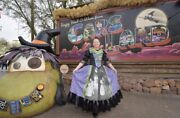 Unique Hand Made Haunted Mansion Costume/ball Gown. One Of A Kind