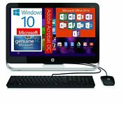Hp Pavilion 23 Screen All-in-one Webcam Windows 10, Microsoft Word, Excel,