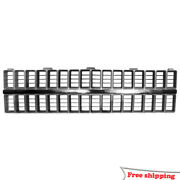 New Front Grille Chrome/silver For 81-82 Chevrolet C10 Pickup Gm1200121 14021348
