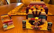 🎤 Lego Friends Stephanie's Rehearsal Stage 4100 Excellent Condition 🎼