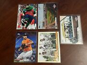 Topps 2020 Opening Day Insert Set -- Pick Your Card -- Complete Your Set