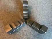 3 Pc Set Of Outside Jaws For A 9 Or 10 3-jaw Chuck Buck Nice