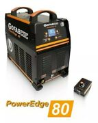 Plasma Cutter Poweredge80cnc Table Ready-100 Duty Cycle @ 80amps 220v Iptm80