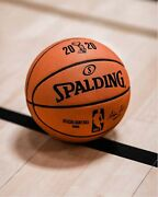 Spalding 2020 Nba Finals Game Ball Sold Out Limited Edition