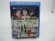 Justice League The New Frontier Blu-ray New