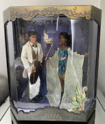 D23 Disney Designer Midnight Masquerade Tiana And Naveen Doll 289 Out Of 900