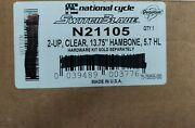 National Cycle Switchblade 2-up Windshield Clear For 04-09 Honda Vtx1300c