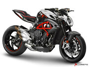 Luimoto Hex-r Seat Covers For The Mv Agusta Brutale 800 2016-2020