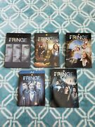 Fringe Dvd Complete Series Season 1-5 One Two Three Four Five