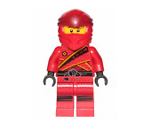 Lego Kai Sons Of Garmadon Robe Legacy Foil Pack 6 Ninjago Minifigure