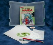 Official More How To Draw Manga Illustration Kit Go Office Good Book